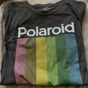 Authentic Polaroid Tee